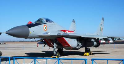 In a disgrace, Yet another Indian Air Force Mig 29k state of the art fighter jet crashes