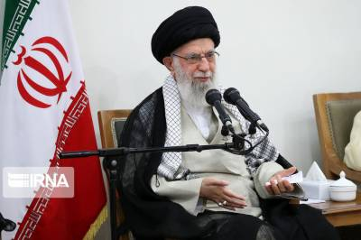 Iranian Supreme Leader Ayotallah Khamenei gives a strong threat to state of Israel
