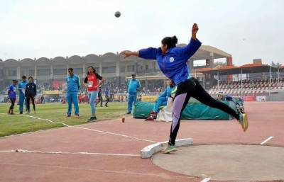 Pakistan Army won the overall Athletics trophy in the National Games