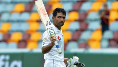 Pakistan's Asad Shafiq continued his terrific form ahead of first Test with second consecutive century