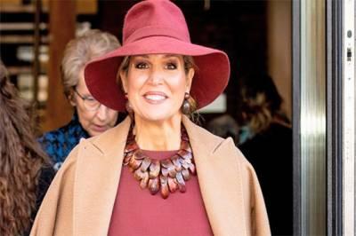 Why is Queen Maxima of Netherlands arriving in Pakistan?