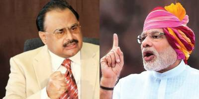 Disgrutled MQM Founder seek asylum and big support from Indian PM Narendra Modi