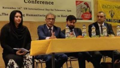 Pakistan India war on Occupied Kashmir can cost Britain 20 billion pounds, warns former UK Ambassador