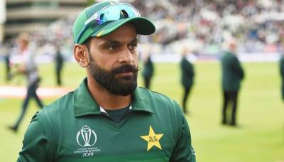 Pakistani former Skipper Mohammad Hafeez raises questions over the Lahore High Court decision on Nawaz Sharif