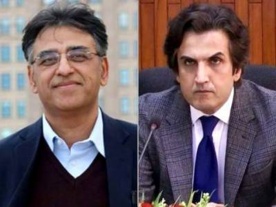 Federal Minister Asad Umar and Khusro Bakhtiar alloted new portfolios