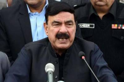 Federal Minister Sheikh Rashid Ahmed rushed to hospital in chest pain emergency