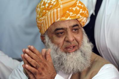 JUI F Chief Fazalur Rehman makes a surprise claim