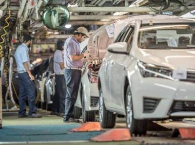 Local Auto Manufactures raised serious concerns over surge in import of the used cars in the country