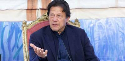PM Imran Khan breaks silence over the media reports of deal with the Sharif family