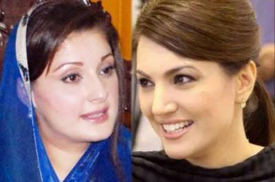 Reham Khan lashes out at PM Imran Khan over restrictions against Maryam Nawaz