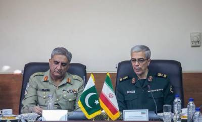 Chief of Army Staff General Qamar Bajwa arrives in Tehran, held important meeting with Iranian Military Chief