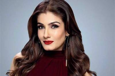 Famous Indian actress Raveena Tandon is all praise for Pakistani official's heroics