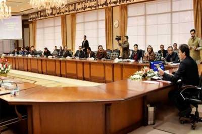 Important meeting of the federal cabinet held in Islamabad over former PM Nawaz Sharif case