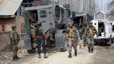 Indian paramilitary troops upgraded with new weaponry to combat terrorism: Report
