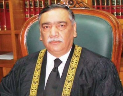 CJP Justice Asif Saeed Khosa gives a positive response over PM Imran Khan's offer