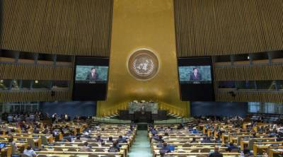In a big diplomatic victory, Pakistan initiated resolution adopted at top UN Forum