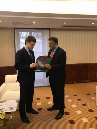 In a first, Pakistan and Russia to go for a joint venture