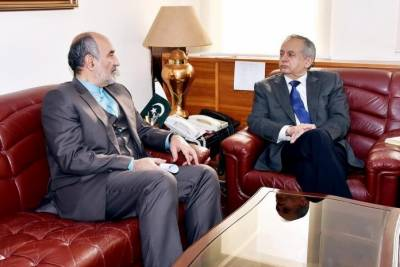 Iran expressed keen desire to enhance trade ties with Pakistan