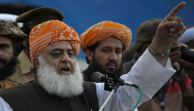 JUI F Chief Fazalur Rehman claims bribe offers of becoming Chairman Senate