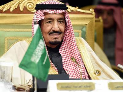 Saudi Arabia King Salman warns Iranian government