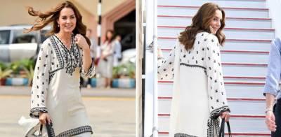 Duchess of Cambridge Kate Middleton writes a heartfelt note to a Pakistani