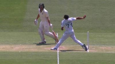 First test match between Pakistan and Australia hits with a new controversy