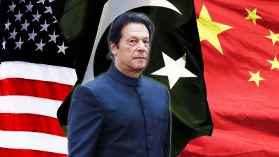 Pakistan caught in the middle of the China America trade war?
