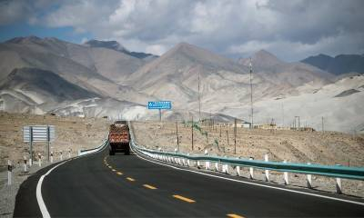 Pakistan mulls linking CPEC with the Europe's Euroasian Economic Corridor