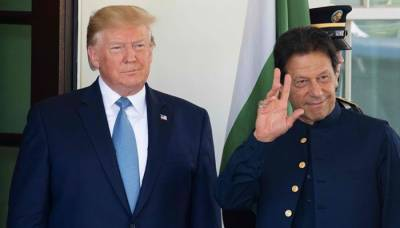 PM Imran Khan held important telephonic conversation with US President Donald Trump