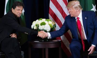 Why US President Donald Trump is happy with Pakistan?