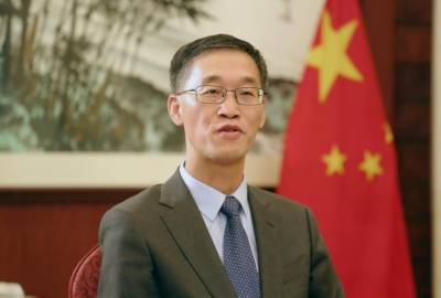 Chinese Ambassador in Pakistan Yao Jing is shocked and surprised
