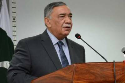 CJP Justice Asif Saeed Khosa chairs session of the Police Reforms Committee