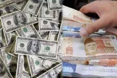 In positive economic development, Pakistan Rupee rises against US dollar and PSX registers huge growth