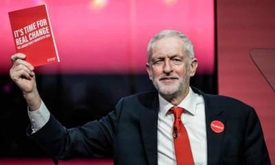 Indian government gets a big snub form the UK labour party Chief Jeremy Carboyn