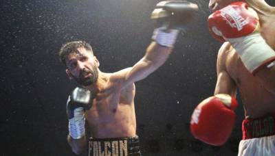 Pakistan's top boxer Mohammad Waseem makes yet another historic international win