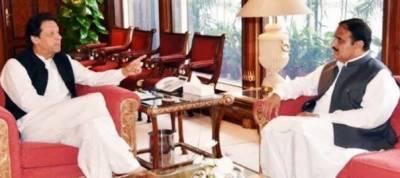 CM Punjab Usman Buzdar held 2nd meeting with PM Imran Khan in last 24 hours