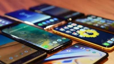 Duty free imports of the mobile phones under the baggage rule
