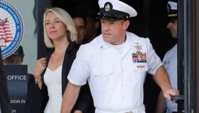 In a surprise, US President Donald Trump fires US Navy Chief: Report