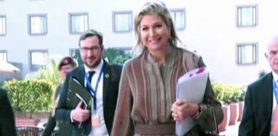Queen Maxima of Netherlands held important meeting in Islamabad