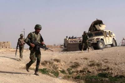 Afghan Military claims killing 40 Taliban militants in combat operations