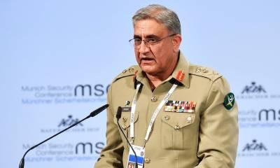 COAS General Qamar Bajwa in damage control mode over the CPEC
