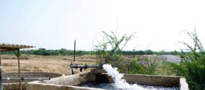 Fighting drought with Smart Dams in Pakistan