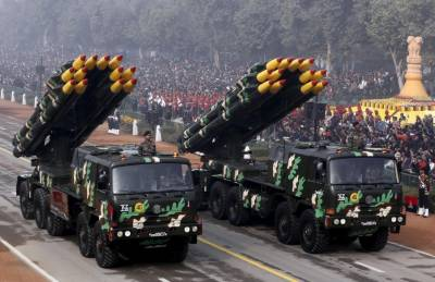 Indian Army deploys Israeli missiles along Pakistani borders