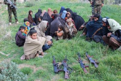 A group of 10 Indian nationals linked with ISIS surrender to security forces in Afghanistan