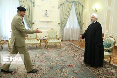 Iranian media terms Pakistan Army Chief visit to Iran as a big breakthrough in military ties