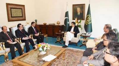 Malaysian PM Mahathir Mohammad's offer to Pakistani PM Imran Khan