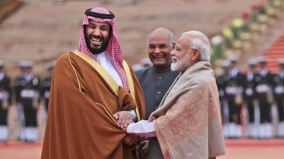 Saudi Arabia and UAE largest ever investment of $70 billion in India