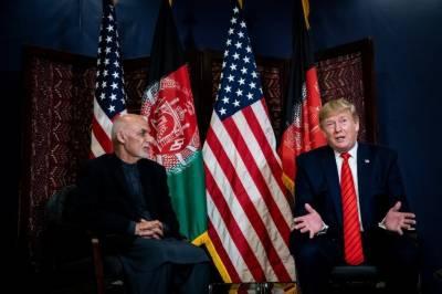 US President Donald Trump's secret visit to Kabul, Afghanistan