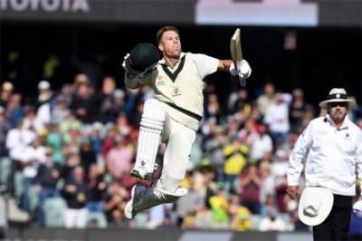 Australian cricket team heaps world records in 2nd test against Pakistan