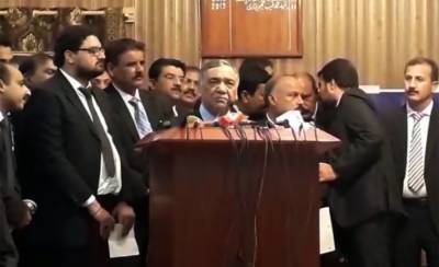 CJP Justice Asif Saeed Khosa makes important statement over lawyers demand of High Court benches across the province